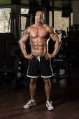 Portrait Of A Physically Fit Mature Man — Stock Photo