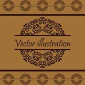 Corporate identity design, elements. — Stock Vector