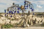 Blue Amulet Against evil  — Stock Photo