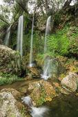 Gemerek Sizir Waterfall, Sivas Turkey — Stock Photo