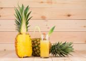 Ananas en tranches — Photo