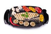 Filet de poisson grillé — Photo