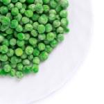 Frozen green peas. — Stock Photo #54263367
