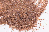 Tasty brown sugar. — Stock Photo
