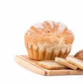 Pão apetitoso — Foto Stock