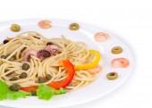 Tasty italian pasta  — Stock Photo