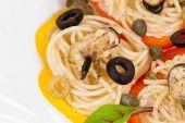 Seafood as haute cuisine. — Stock Photo