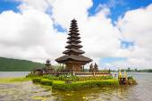 Ulun Danu temple in Bali island, Indonesia — Stock Photo