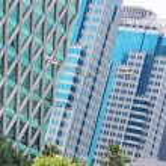 Modern buildings — Stock Photo #65881661