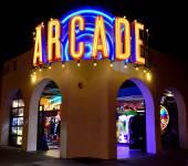 Arcade — Stock Photo