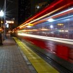 ������, ������: Night Train in Motion