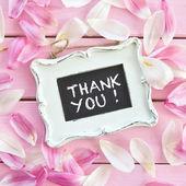 Fresh flower petals on pink — Stock Photo