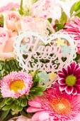 Flowers for easter — Stock Photo