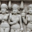 Ancient concubines in the Buddha's lifetime — Stock Photo #58274081