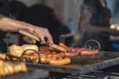 Barbecue BBQ — Stock Photo