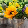 Flower arrangement — Stock Photo #53638595