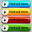 Find out more buttons — Vector de stock  #55719517