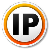 Ip address icon — Stock vektor