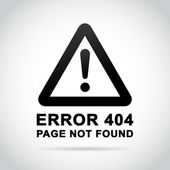 Page not found background — Vector de stock
