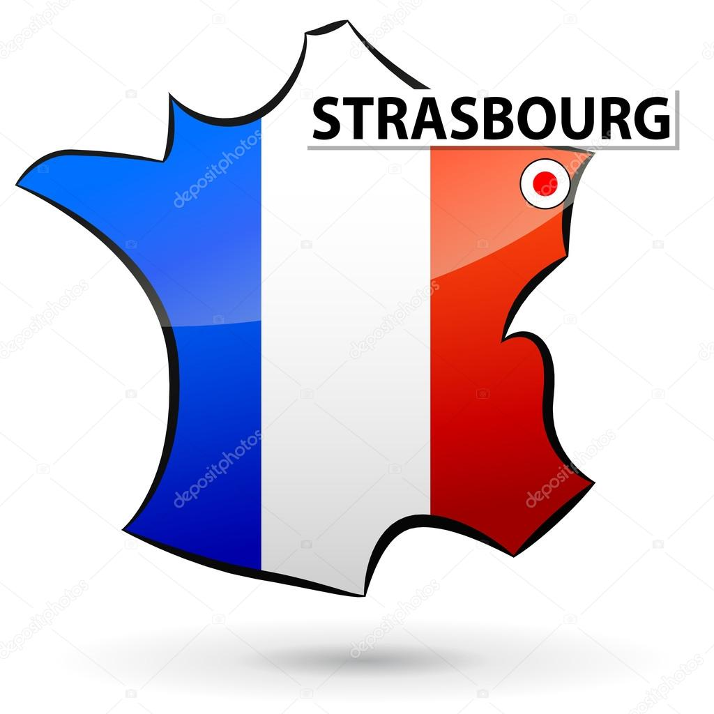 французские значки: