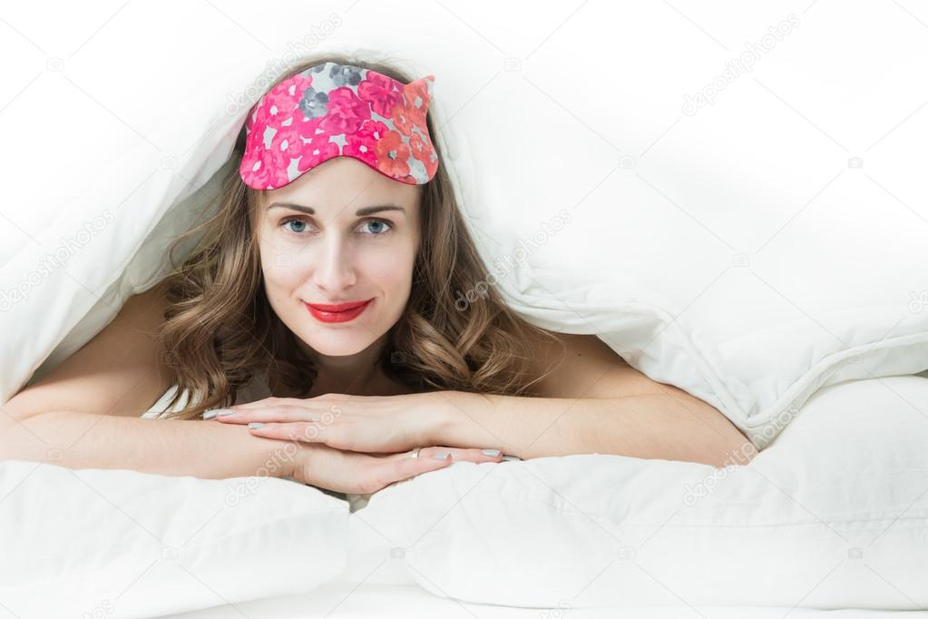 сладкие женщины в кровати