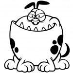 Dog cartoon — Stock Vector #53142819