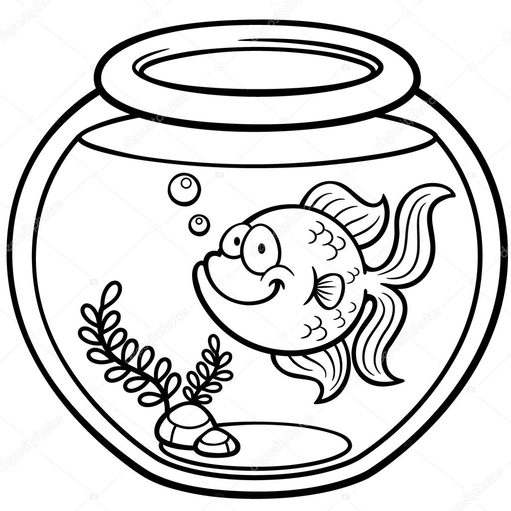 Salmon Coloring Pages