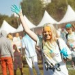 ������, ������: MOSCOW SEPTEMBER 6 2014: Color Fest September 2014 in Moscow