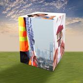 Construction concept — Stock Photo