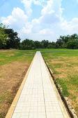 Stone Pathway — Stock Photo