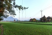Vang Vieng, Laos — Stock Photo