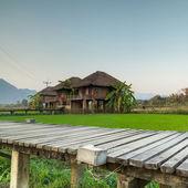 Vang Vieng, Laos — Stock Photo