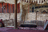 Bedouine Tent — Stock Photo
