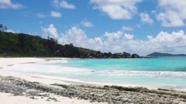 Amazing seychelles — Stock Video