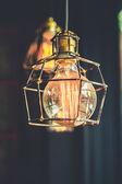 Vintage tungsten lightbulb — Stock Photo