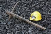 Mining coal — Stock Photo