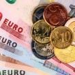 Money euro — Stock Photo #61322593