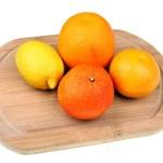 Citrus fruits — Stock Photo #75283911