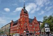Rathaus Steglitz in Berlin — Stock Photo