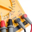 Multimeter with probes (close-up) — Stock Photo #61480949