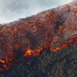 Lava flow detail — Stock Photo #54758571