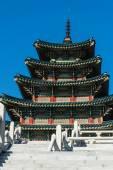 Folk Museum of Korea — Foto de Stock