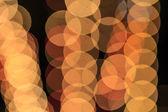 Photo of bokeh lights — Stock Photo