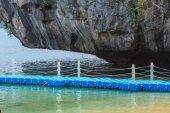 Berth Sea Way Beach — Stock Photo