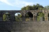 Sutri amphitheatre — Stock Photo