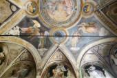 Церковный интерьер — Стоковое фото