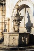Onofrio Fountain in Dubrovnik — Stock fotografie
