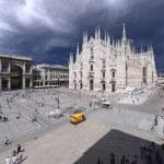 Milan Cathedral (Dome, Duomo) — Stock Photo #57543703