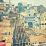 Shiva temple  in Varanasi — Stock Photo #54658097