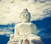 Big Buddha monument in Thailand — Stock Photo